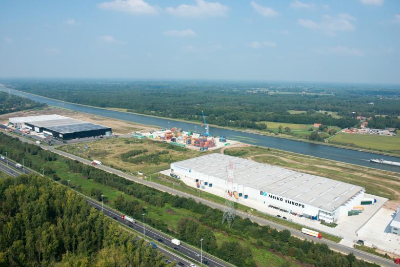 Antwerp East Port