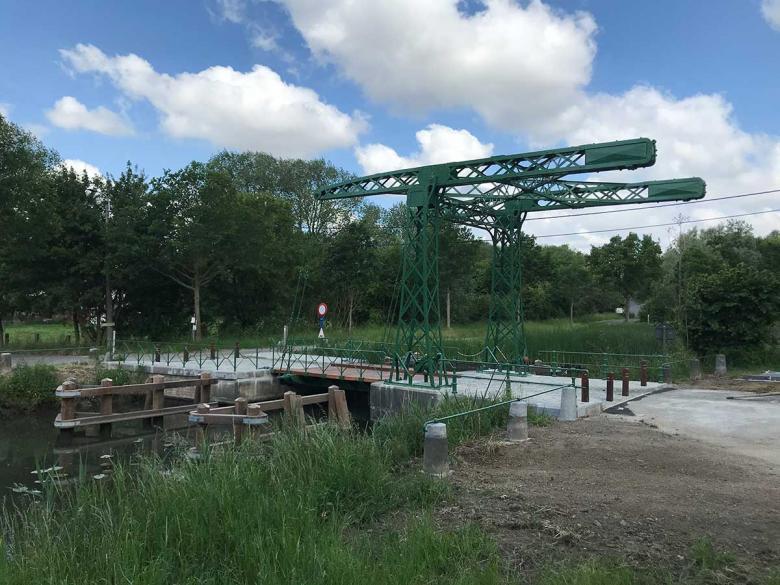 Sint-Pietersbrug Moen