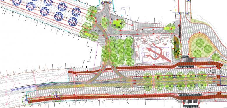 Nieuw verkeersplan Duvelsplein