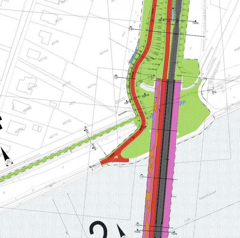 Plan Turfstekerstraat-Langwaterstraat