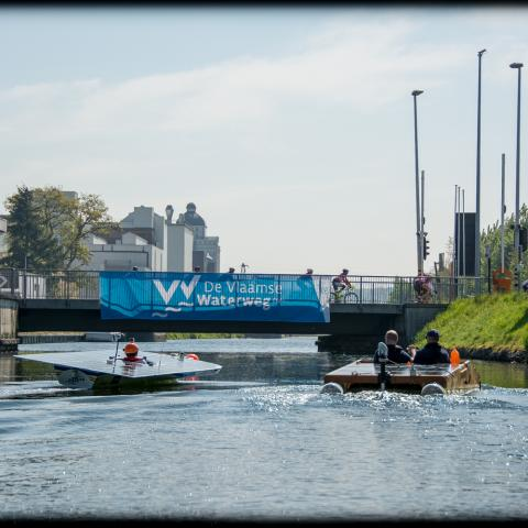 Team Maverick KU Leuven Ecorace Challenge 2017