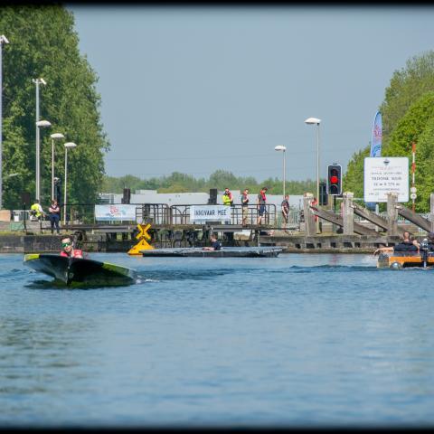 Vaartuigen Ecorace Challenge 2017